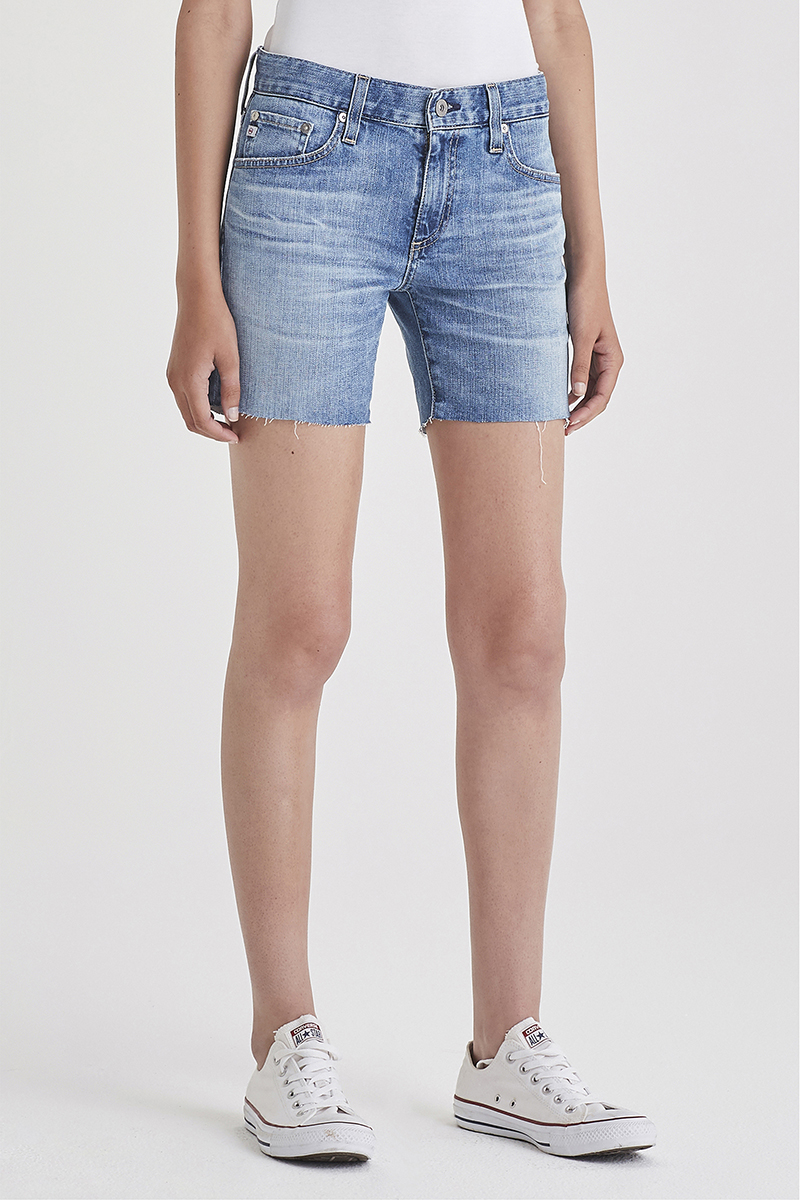 Ag Jeans Becke Relaxed Slim Short In 20 Yrs Duplicity 62762