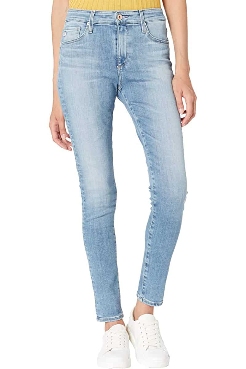 ag jeans farrah skinny ankle high rise in provision 87281