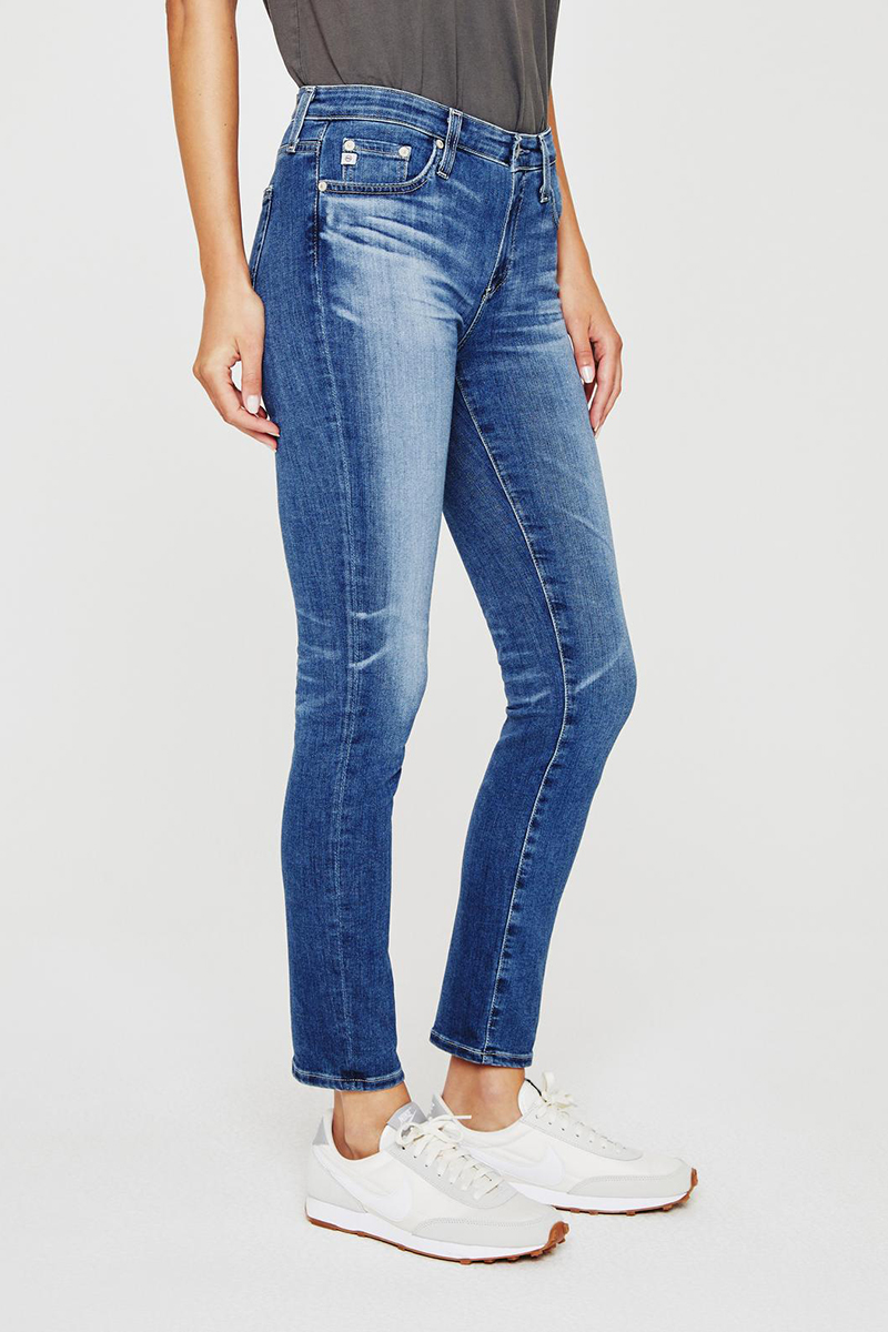 ag jeans prima ankle 13 yrs central 94475