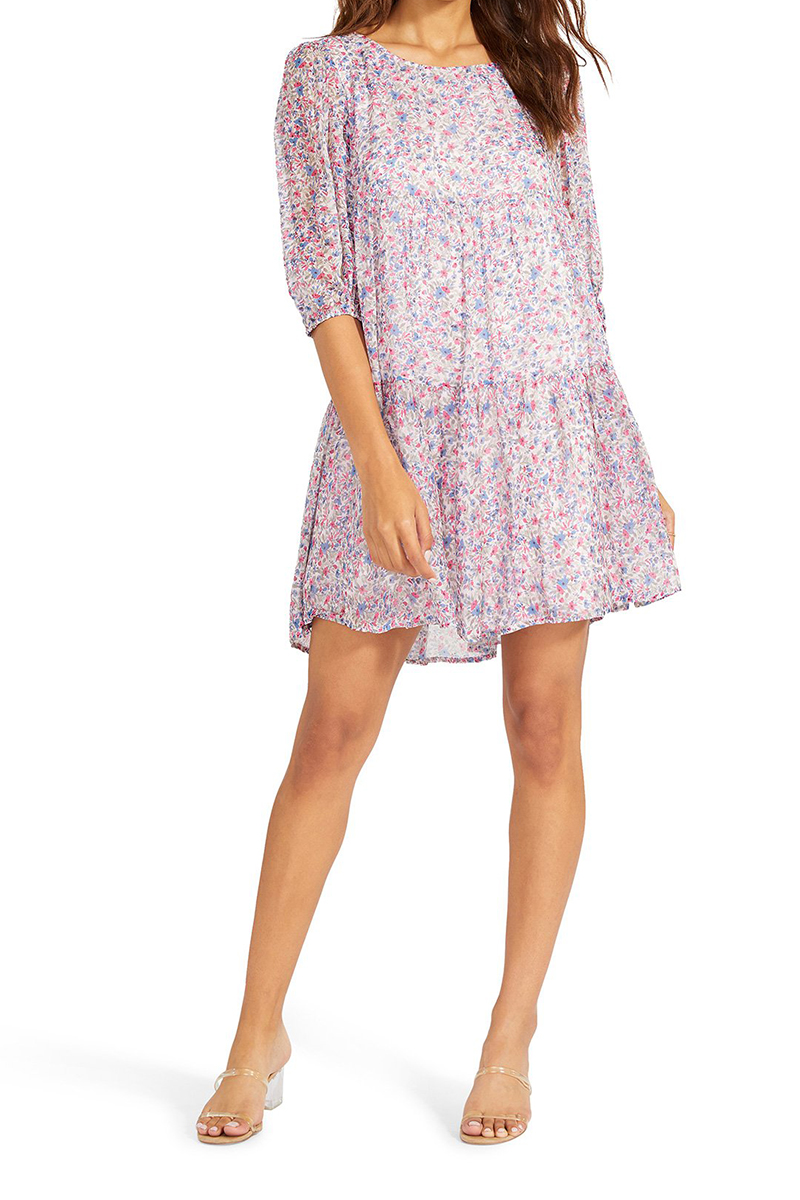 bb dakota free spirit dress in blue 83708