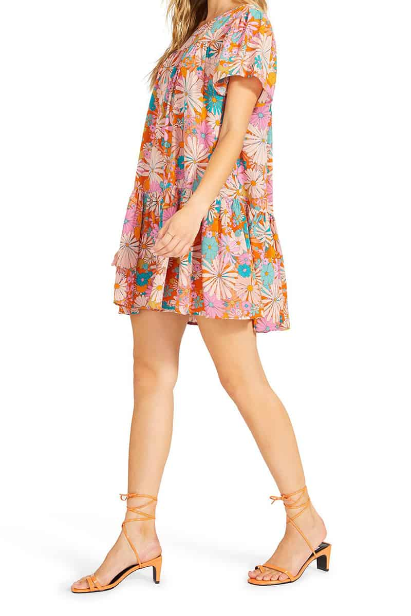 bb dakota in retrospect dress 83452