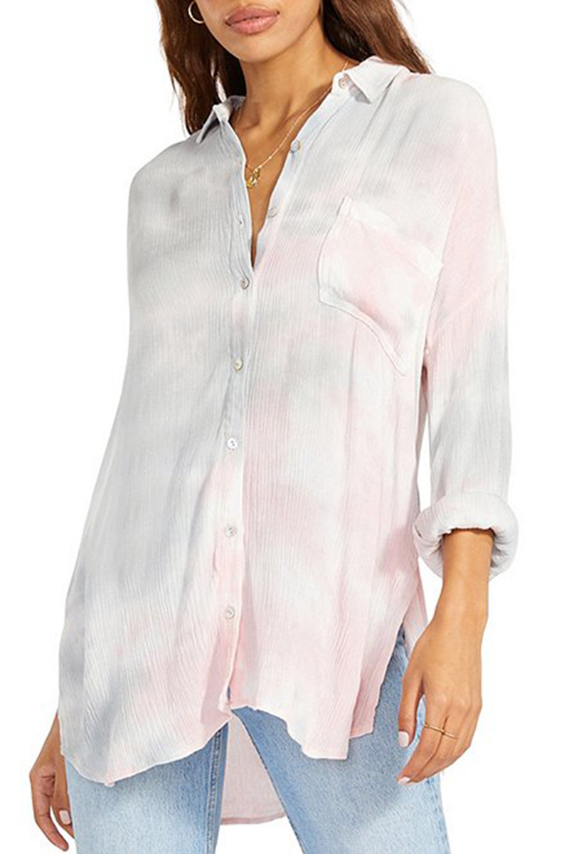 bb dakota tie dye for tunic in multi 83645