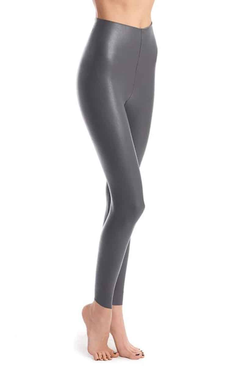 a352db140fb3a Home / Clothing / All Clothing / Commando Faux Leather Legging with Perfect  Control ...