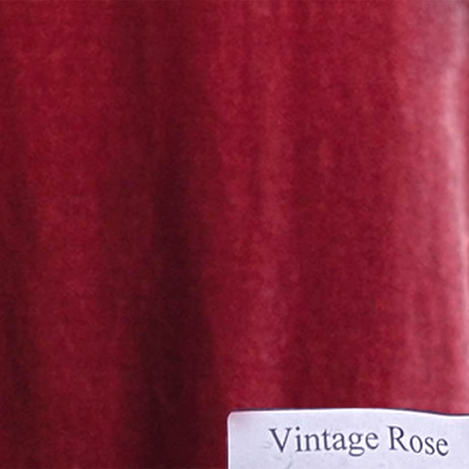 cut loose velvet one size tunic in vintage rose 96496