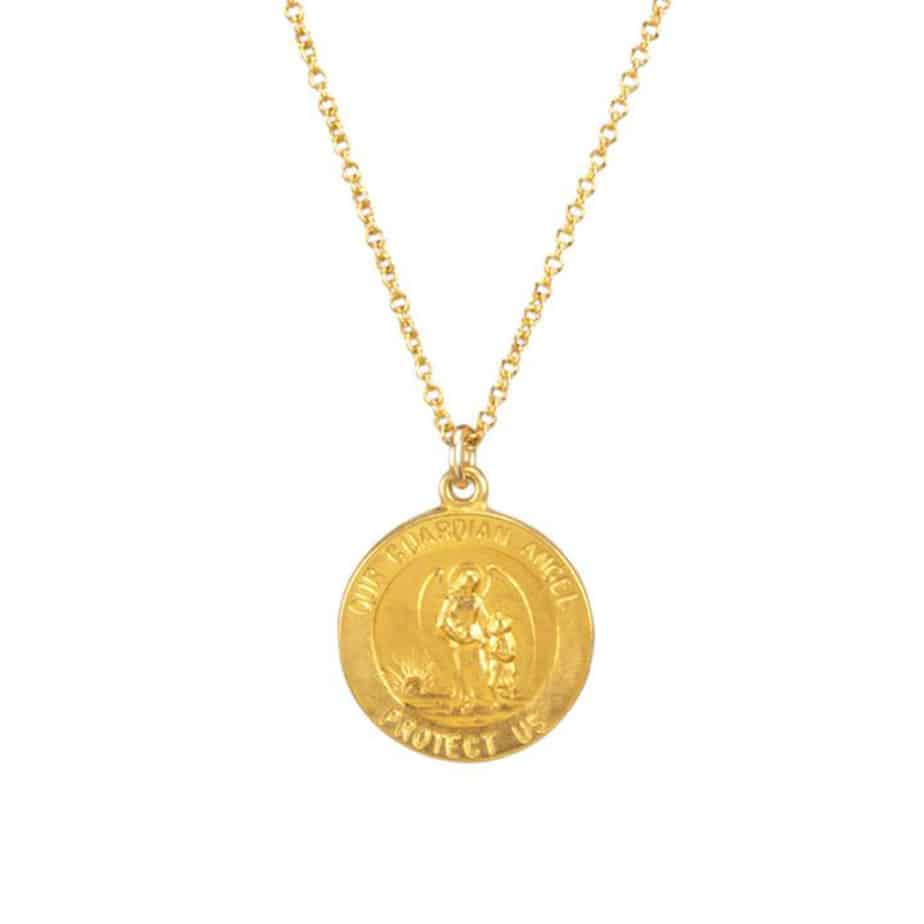 dogeared guardian angel necklace 86204