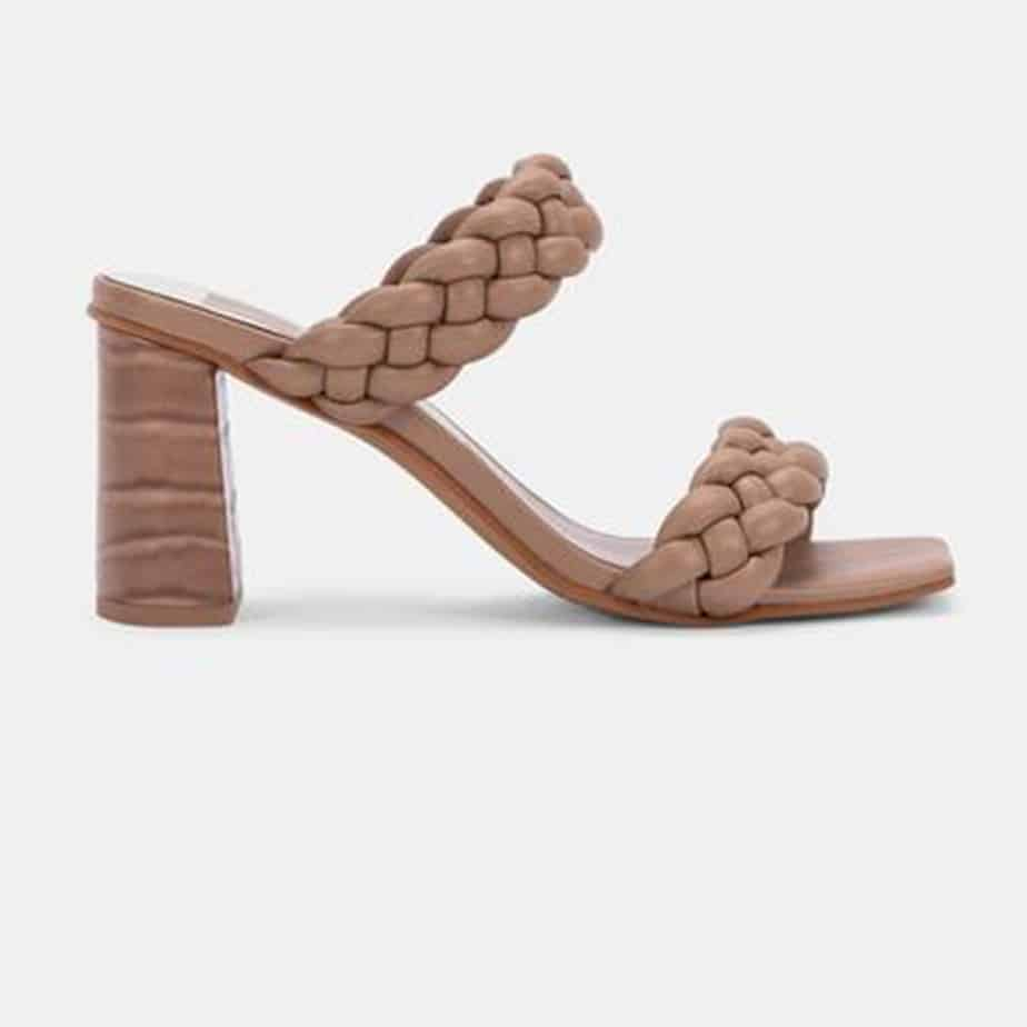 dolce vita paily heels in cafe stella 87919