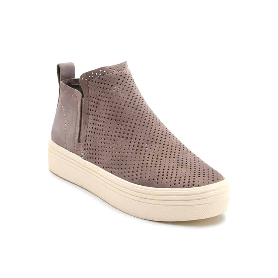 Tate Perf Sneaker In Vita Taupe Dolce wqUgH4BZcy