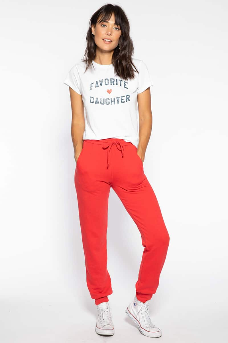Favorite Daughter Fitted Vanessa Tee 66944