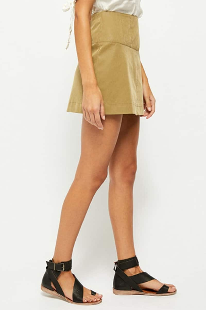 Free People Day In The Sun Mini In Fern 53478