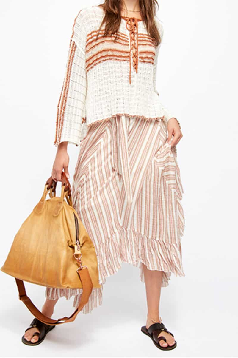 Free People Giselle Skirt 53476