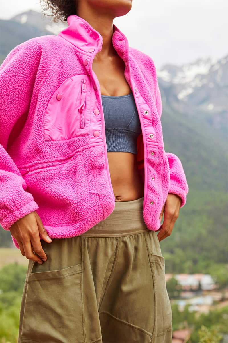 free people hit the slopes in living magenta 93803