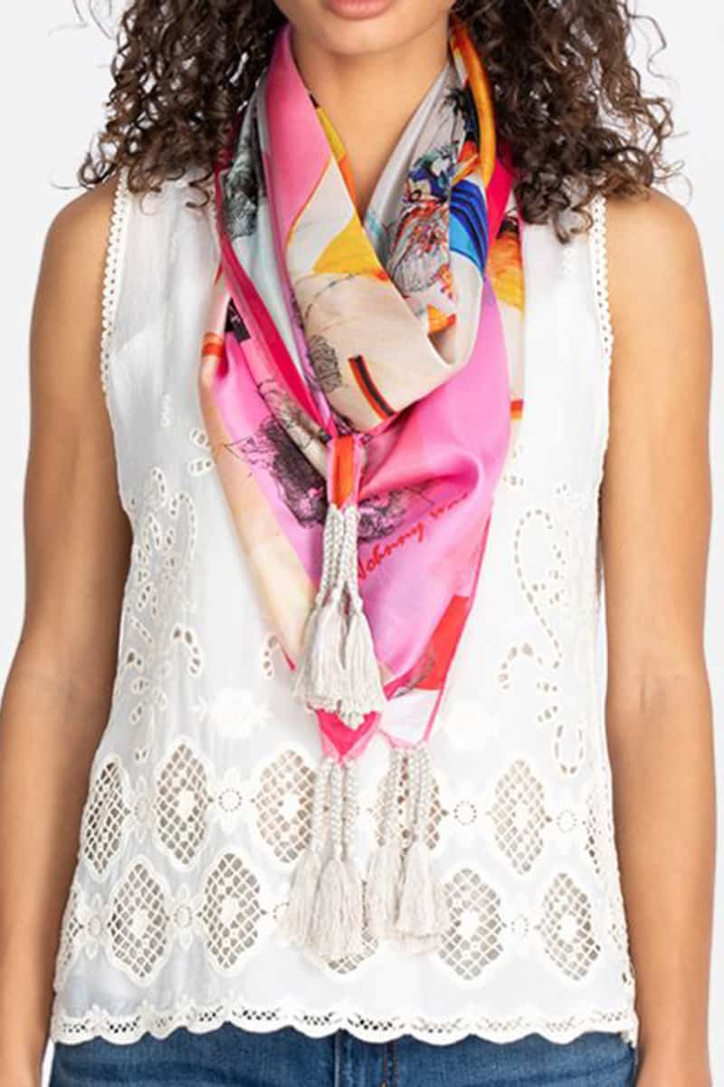 johnny was collection angelica scarf 87375