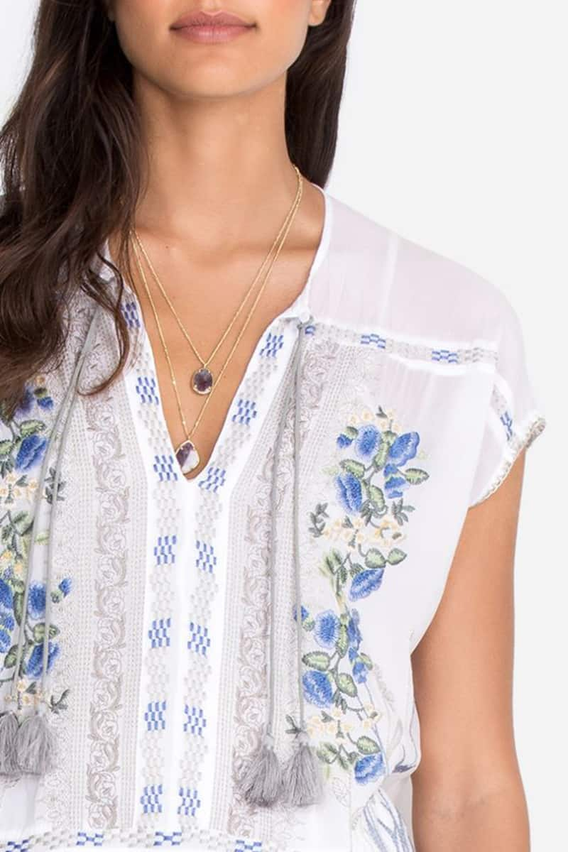johnny was collection noah blouse 89158