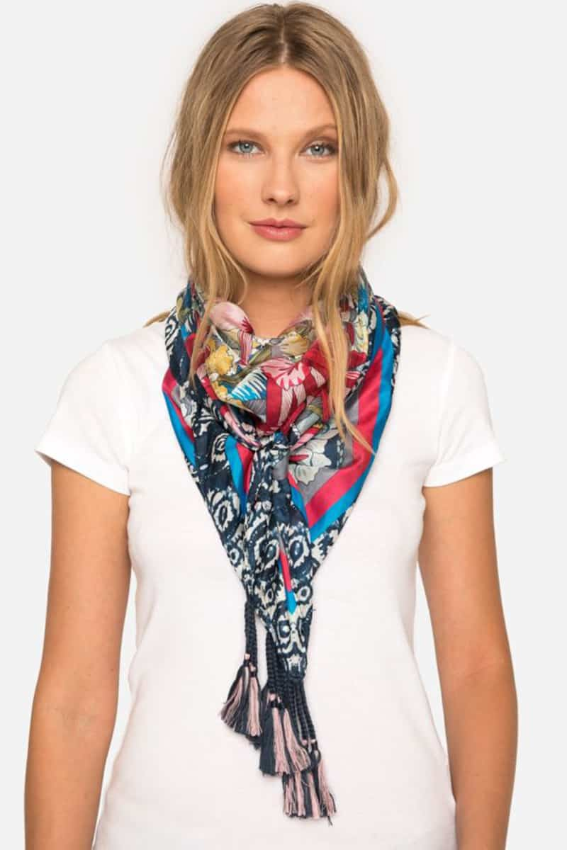 Johnny Was Collection Vacation Scarf 67417
