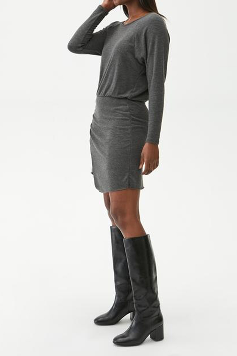 Michael Stars Hally In Charcoal 76283