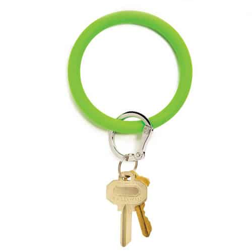 O Venture Silicone O Ring In The Grass Keyring 79181