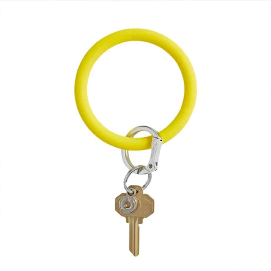 O Venture Silicone O Ring Yes Yellow 78653