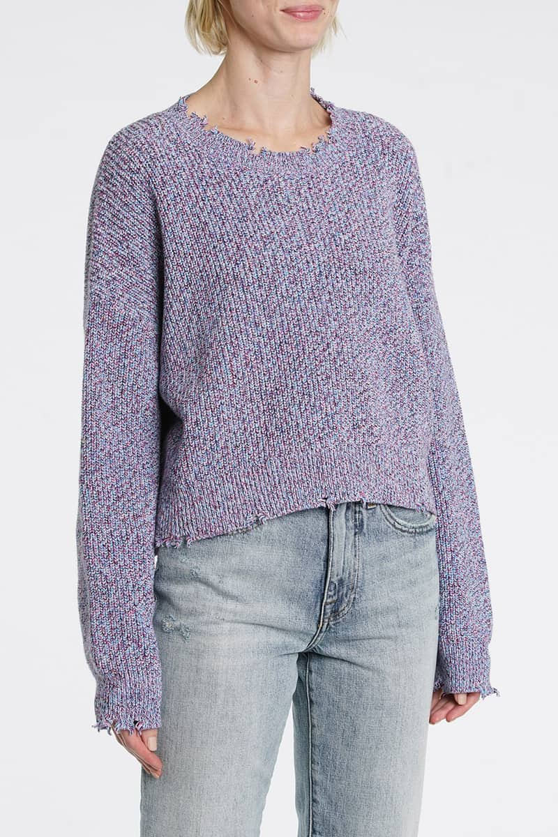 Pistola Eva Marled Sweater In Heartbreaker 71794