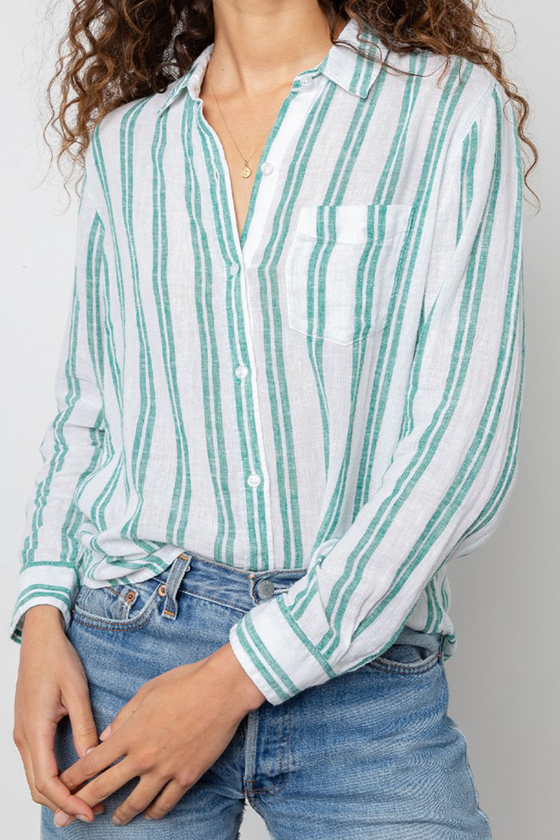 Rails Charli Cordoba Stripe Top 63567