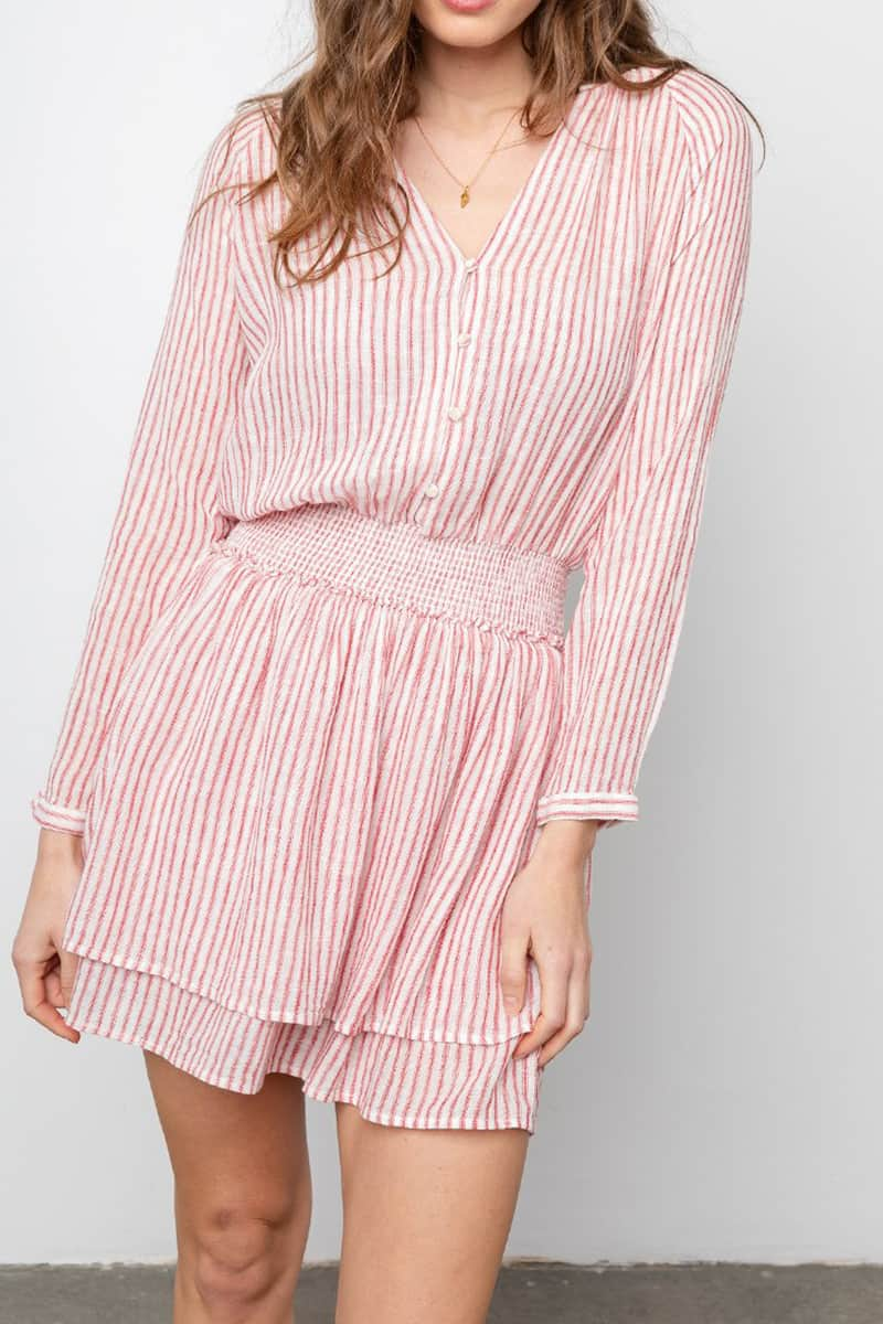 Rails Jasmine Belmont Stripe Dress 66727