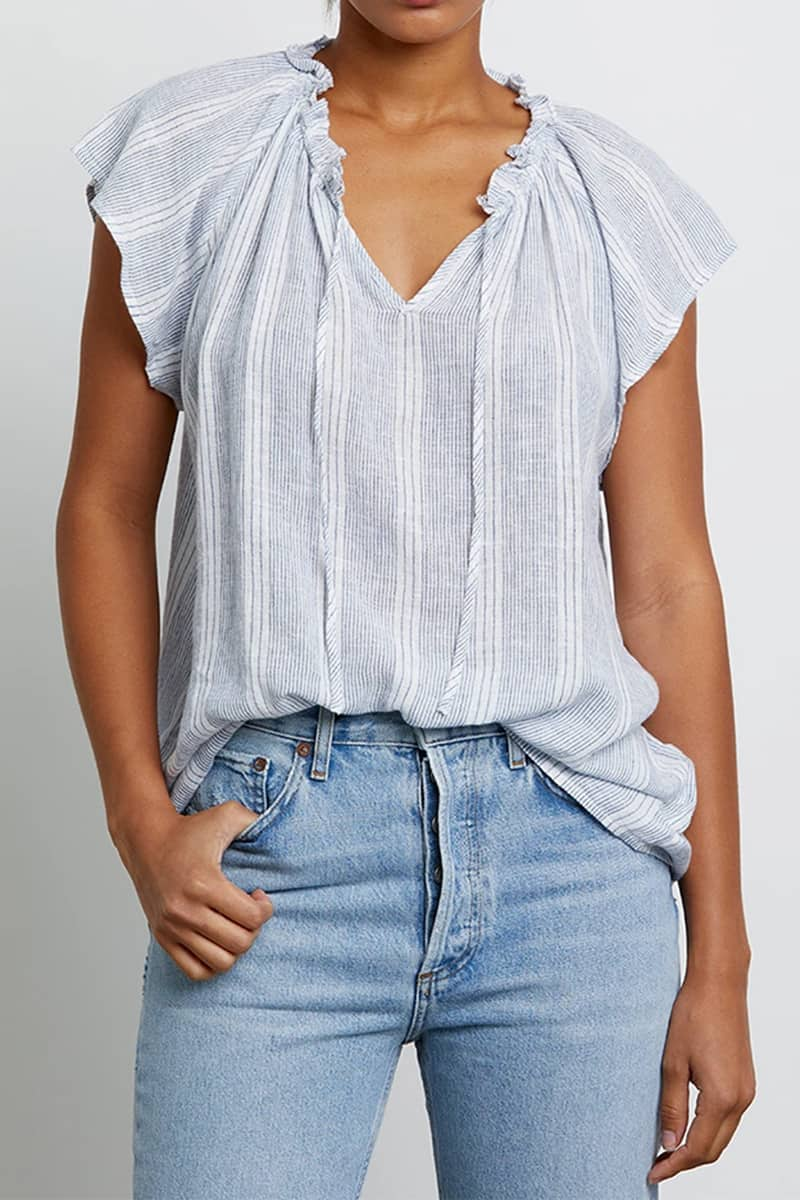 rails raven alameda stripe top 84260