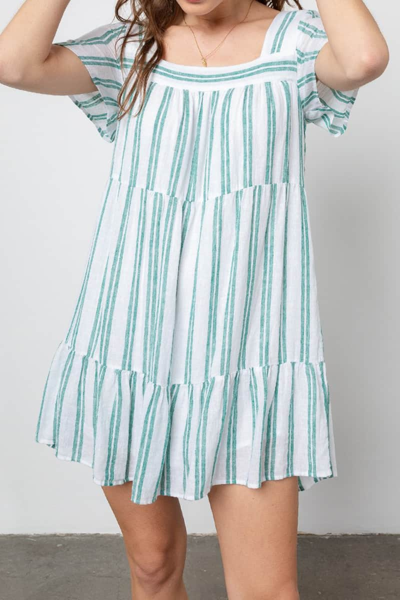 Rails Valentina Cordoba Stripe Dress 63562