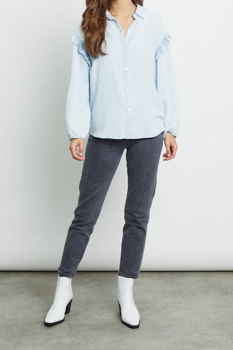 Rails Willow Blouse In Lt Vintage 80246