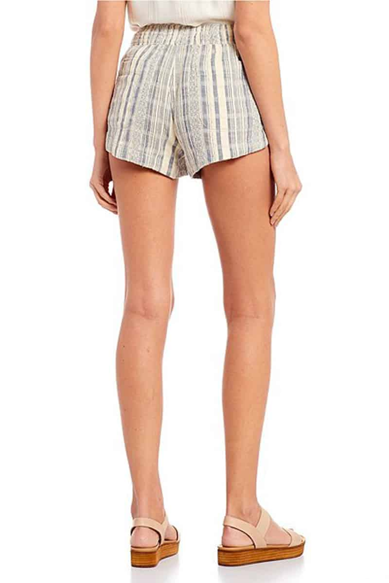 Rip Curl Montauk Short In Blue 68562