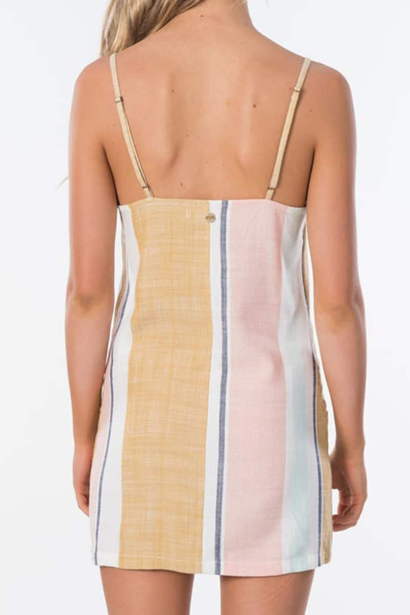 Rip Curl Sunsetters Stripe Dress 68538
