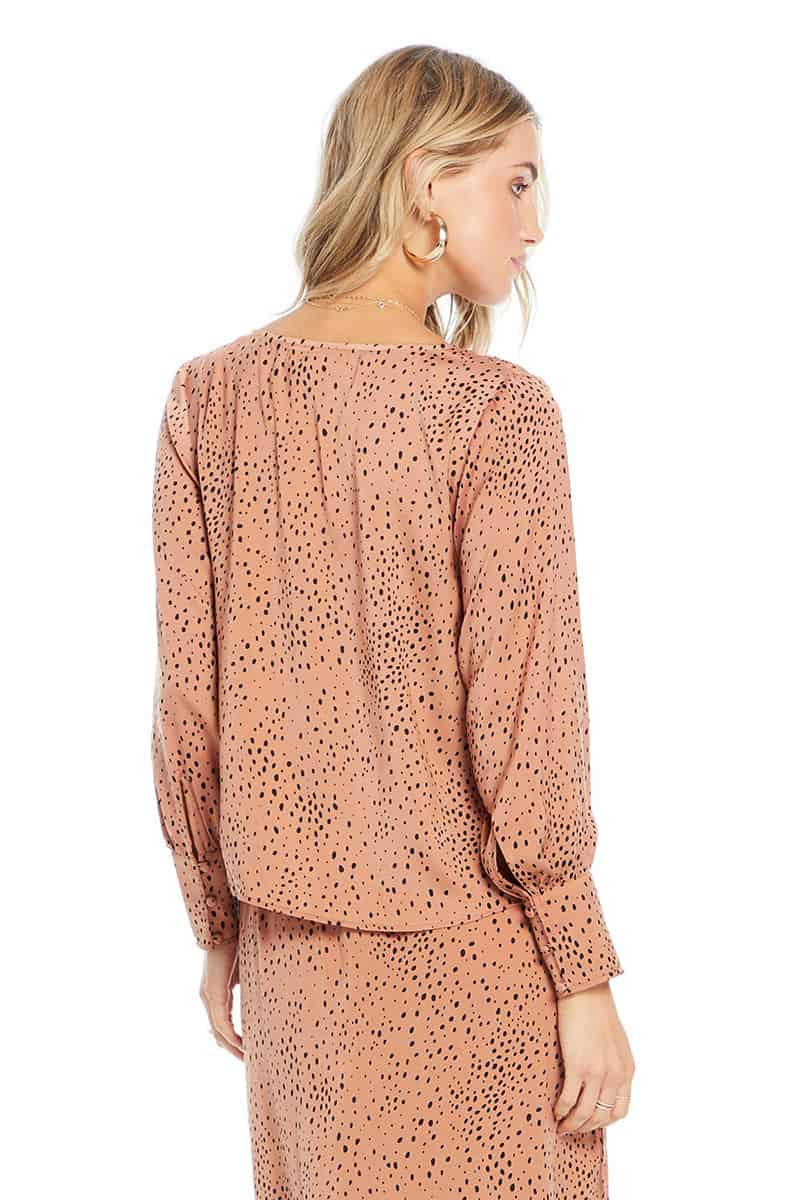 Saltwater Luxe Sienna Blouse 52115