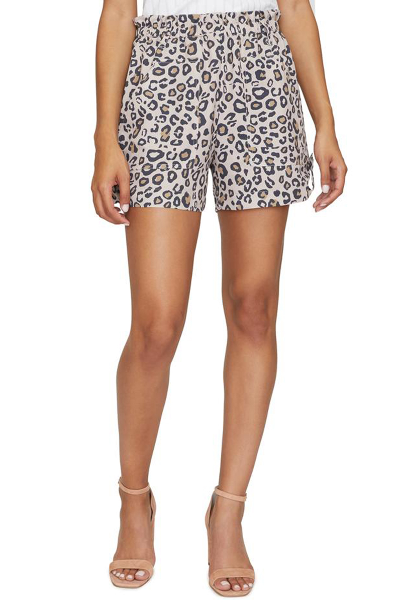 Sanctuary Island Short In New Leopard 62403