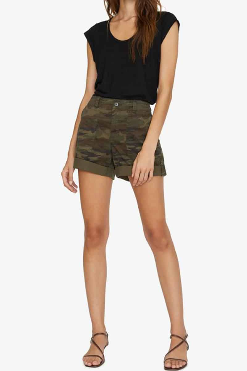 Sanctuary Squad Short In Little Hero Camo 62400