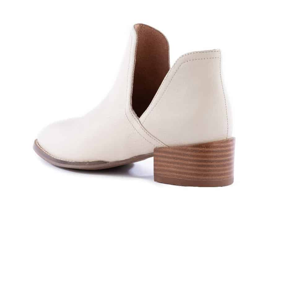 Seychelles At The Gate Bootie In White 75775