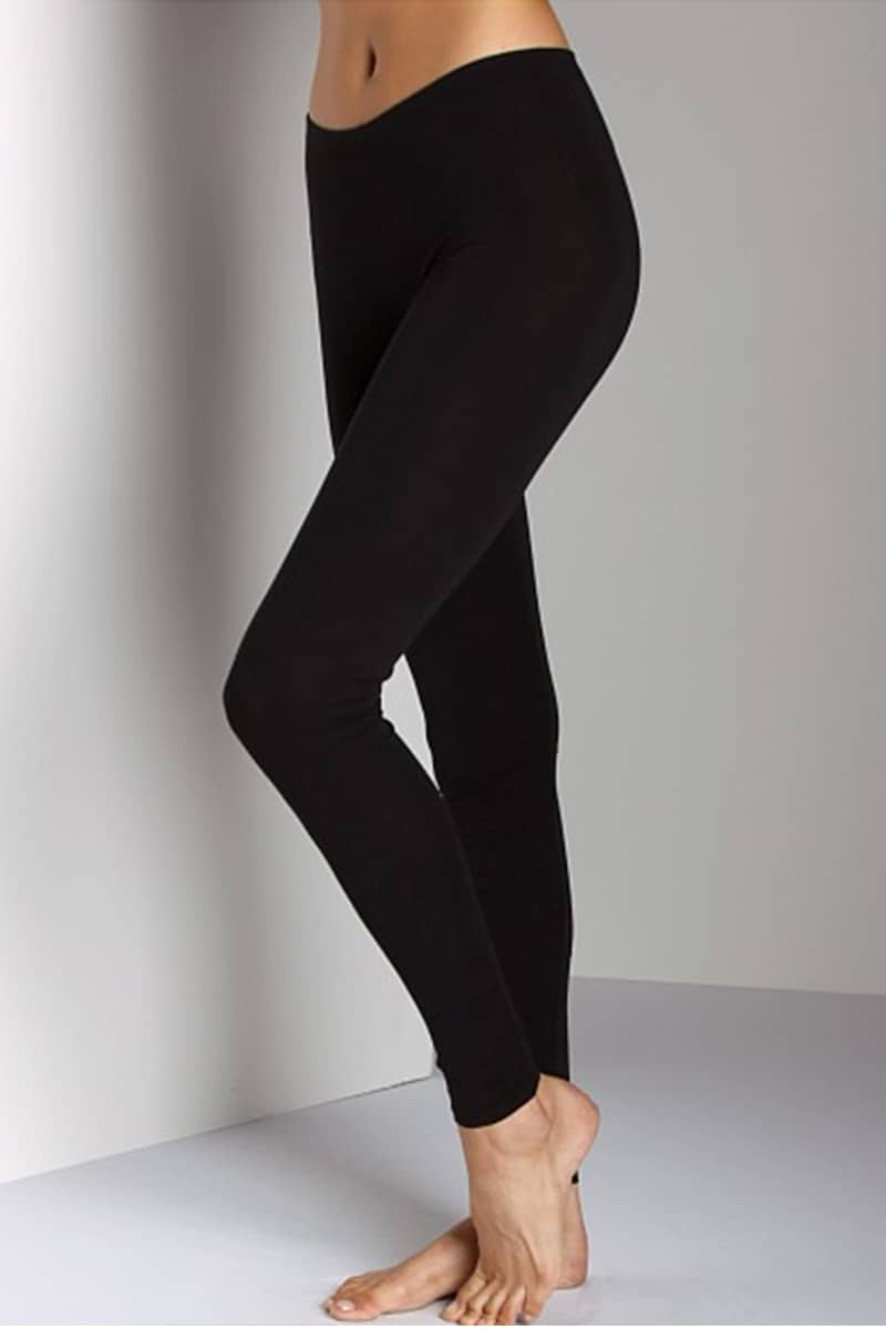 Splendid Long Legging In Black 67426