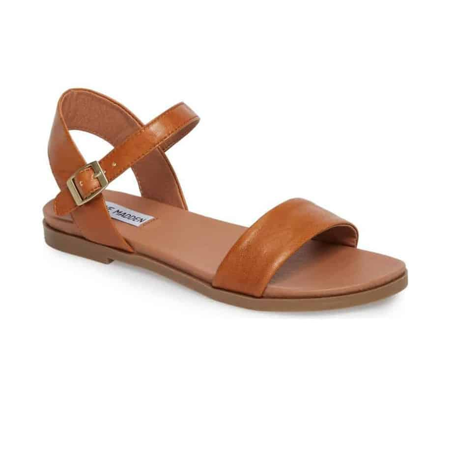 e8edd278e58 Steve Madden Dina Tan Sandal • Cotton Island Women s Clothing ...