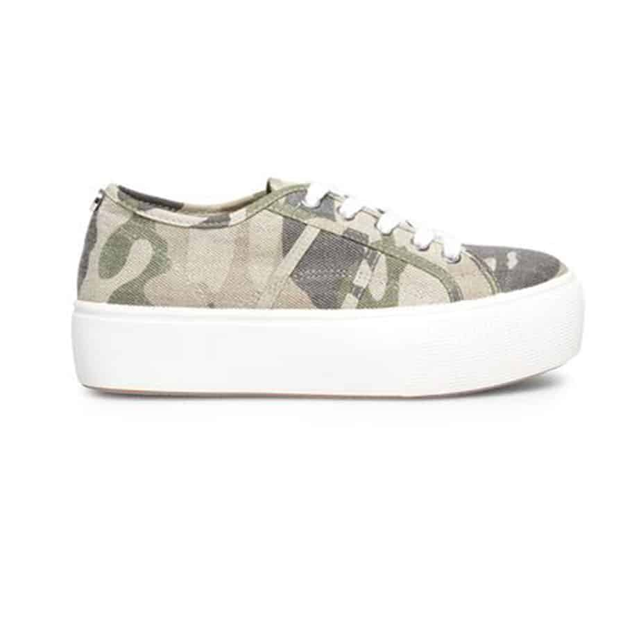 7dc8887a980 Steve Madden Emmi Platform Sneaker in Camo • Cotton Island Women's Clothing  Boutique