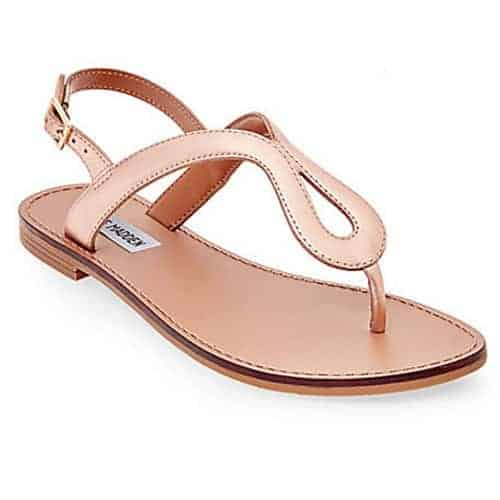 52fc1c50e18d Steve Madden Takeaway Thong Sandal in Rose Gold • Cotton Island ...