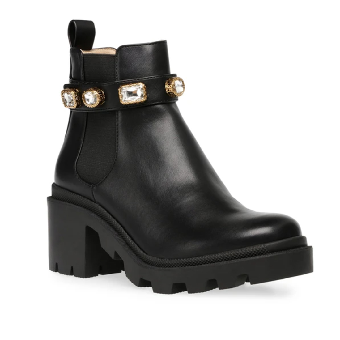 Steve Maden Amulet Boot In Black 76002