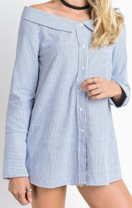 striped-off-shoulder-button-down-shirts-top-13268