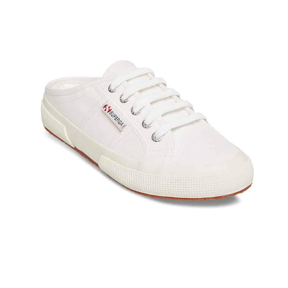 superga 2402 cotw white slip on 82210