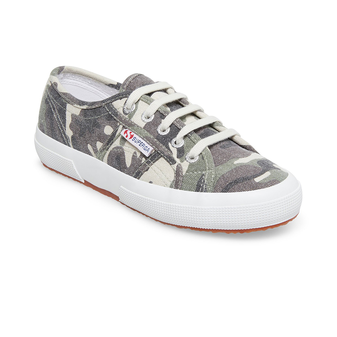 Superga 2750 Cotton Camo Sneaker 79851