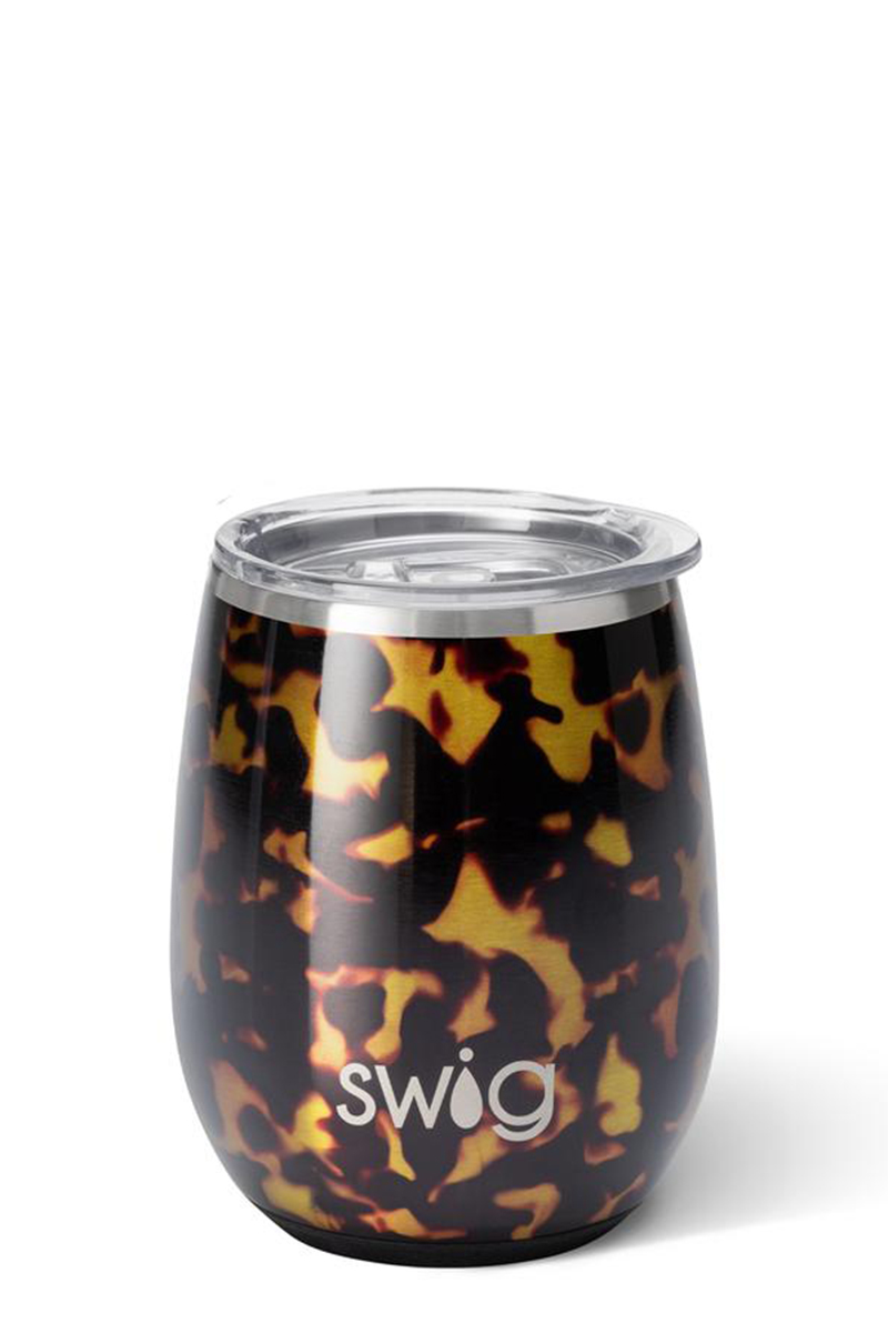 swig life 14oz bombshell stemless cup 93010