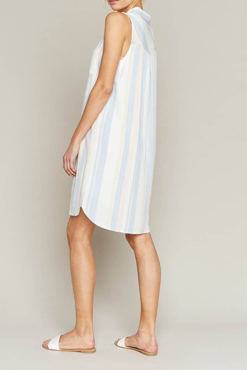 Thread Supply Kourtney Mojave Stripe Dress 68582