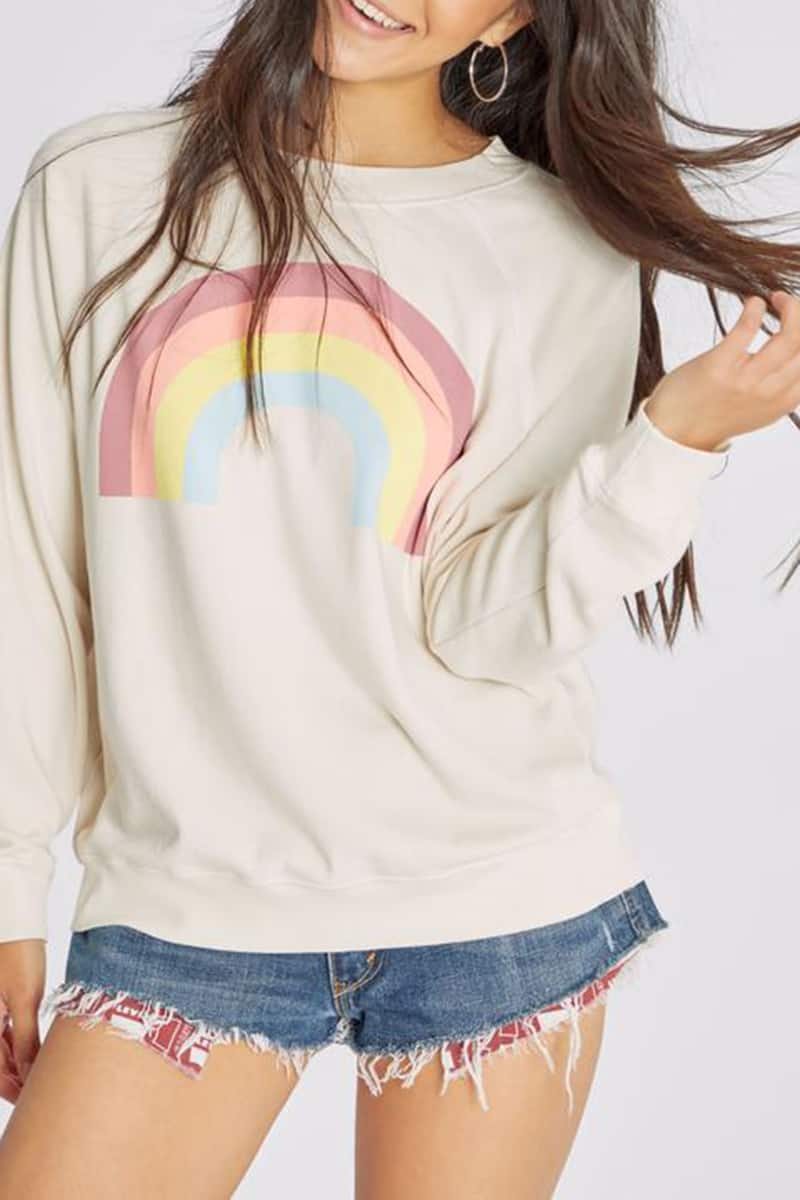 Wildfox After The Rain Sommers Sweatshirt 73674