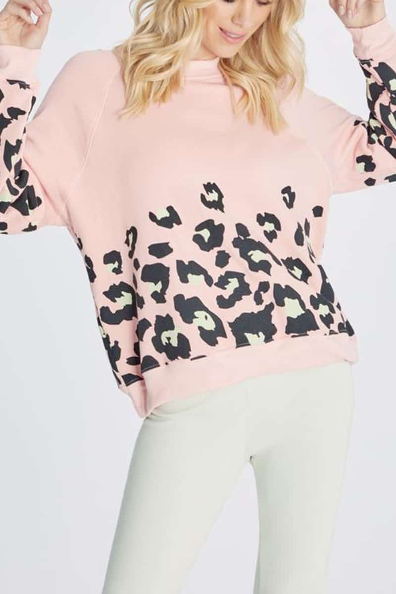 Wildfox Spotted Sommers Sweatshirt 73673