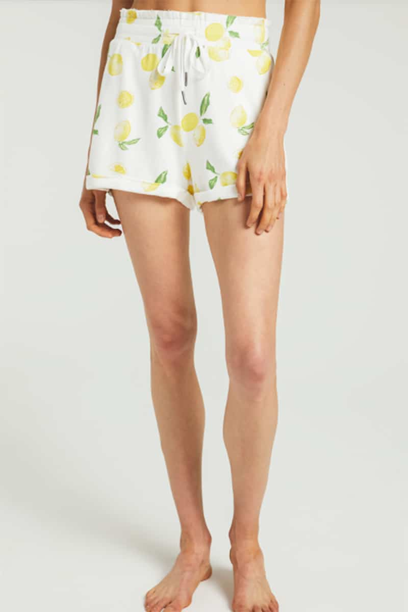 Z Supply Limonata Short In Desert White 71291