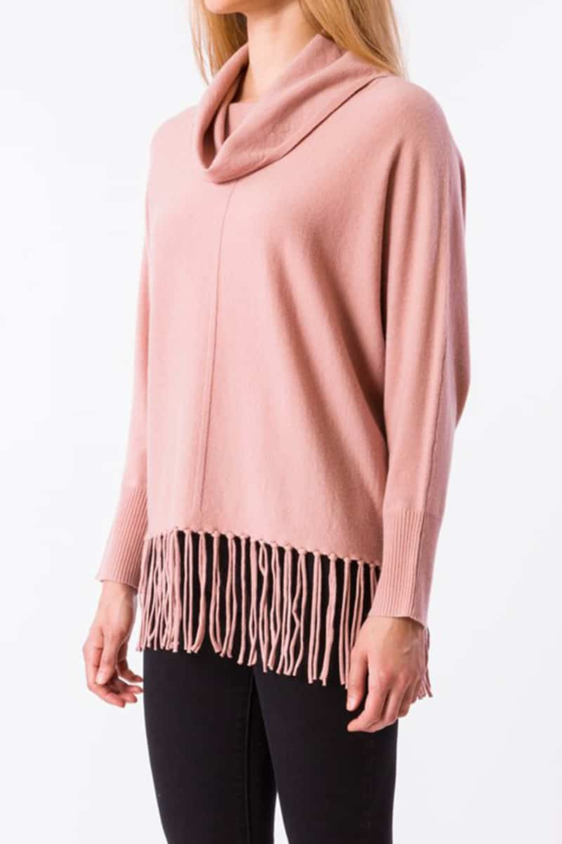 Zaida Top In Rose 75965