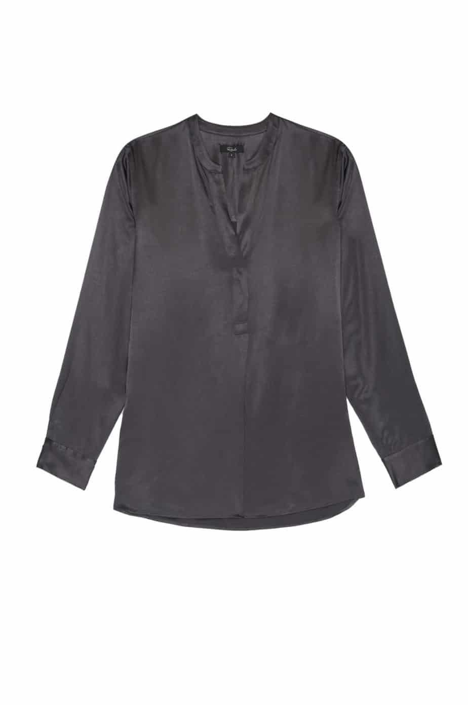 rails pearl slate blouse luxe 78220